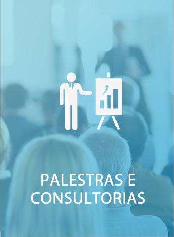 PALESTRAS E CONSULTORIAS